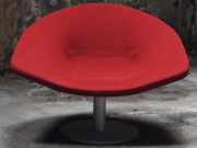 codice E0231-Poltrona design anni 80