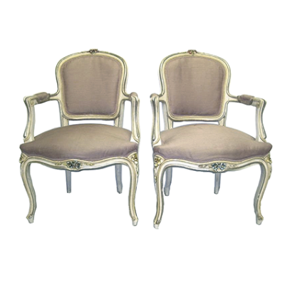 Chairs Louis Philippe-style