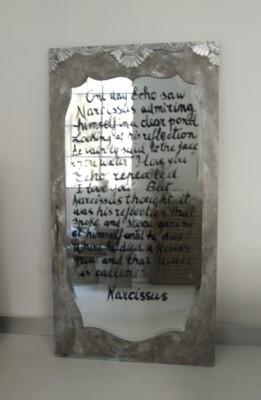 """""""Narcissus"""" mirror"""