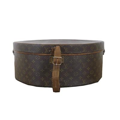 Vintage Louis Vuitton hatbox