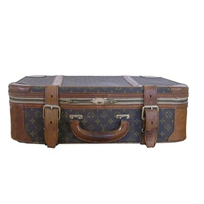 Louis Vuitton semi soft Luggage medium