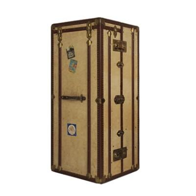 Vellum wardrobe trunk 40s