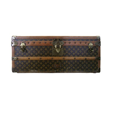 Vintage Louis Vuitton Steamer Trunk