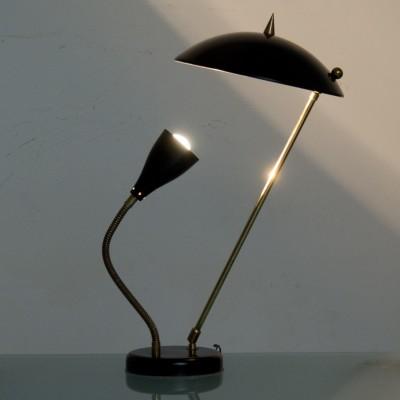 vintage desk lamp 50s
