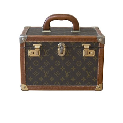 Vintage Beauty case LV