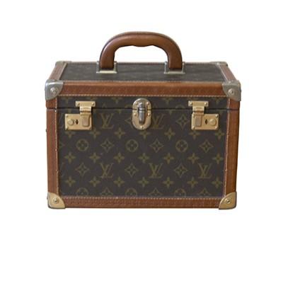 Vintage Beauty case LV